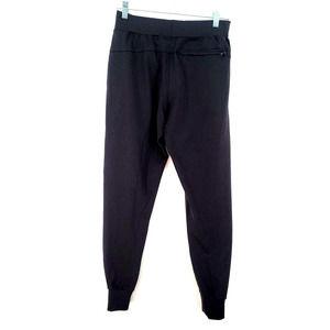 Alphalete Black Joggers Premium Soft Unisex Street